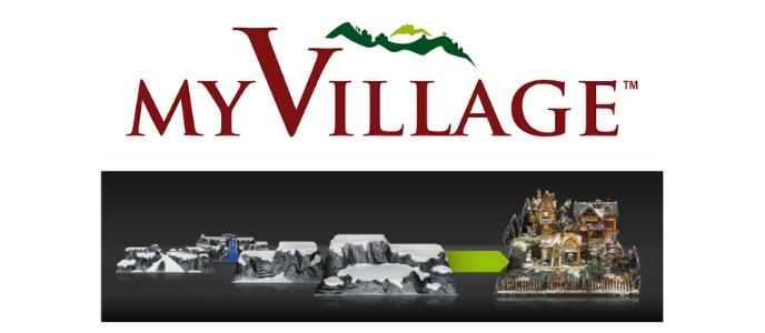 myvillage villaggi lemax