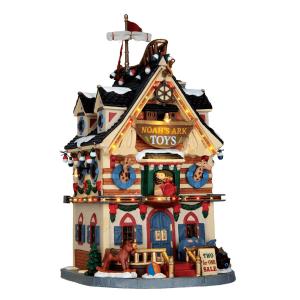 Noah 's Ark Toys 65130 lemax