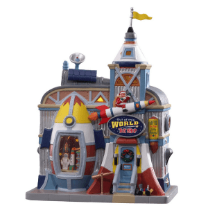 Out Of This World Toy Shop 15791 Lemax