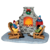 Outdoor Fireplace 44753 lemax