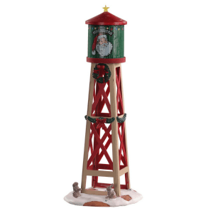 Rustic Water Tower 03526 lemax