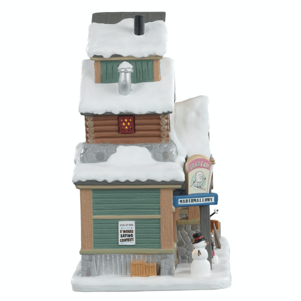 S'mores & Snow 15749 lemax