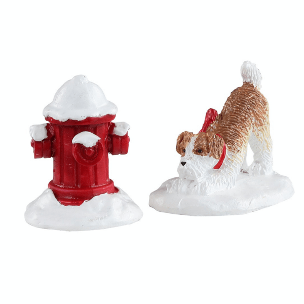 Snow Hydrant 14860 lemax