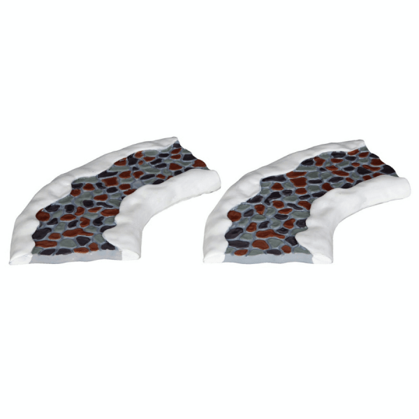 Stone Road Curved 34663 lemax