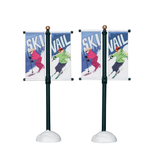 Street Pole Banner 24496 Lemax