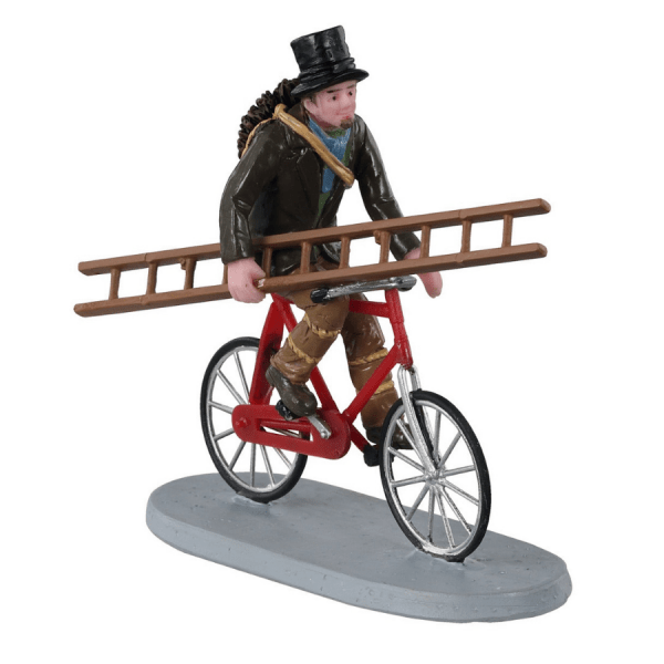 Travelling Chimney Sweep 12035 lemax