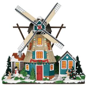 Windmill 25333 Lemax